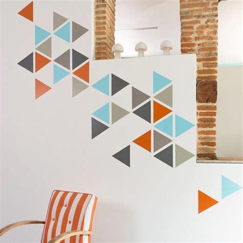 Mur Peinture Graphique by Id 233 E Deco Aux Murs La Peinture Color 233 E Et Graphique