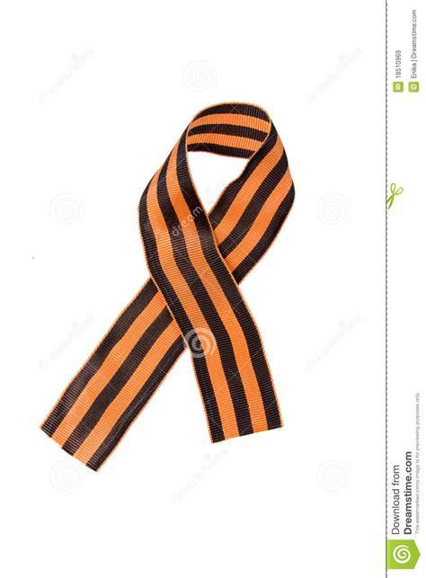 st ribbon st george ribbon royalty free stock images image 18510969