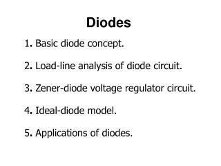 gunn diode ppt slideshare ppt the gunn diode powerpoint presentation id 260067