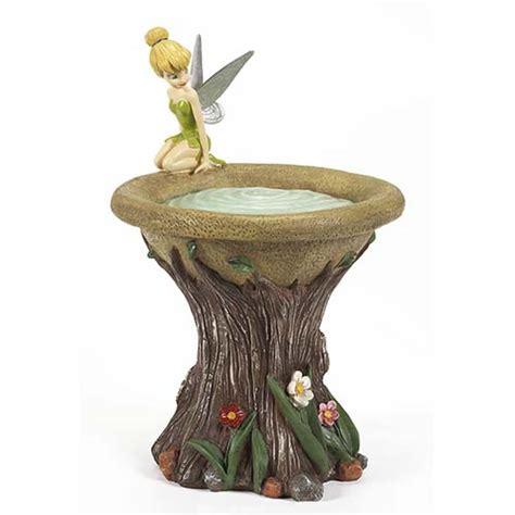 tinkerbell bathroom your wdw store disney bird bath flower garden tinker bell