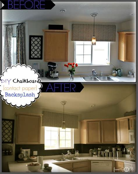 contact paper backsplash ideas 17 best ideas about chalkboard contact paper on