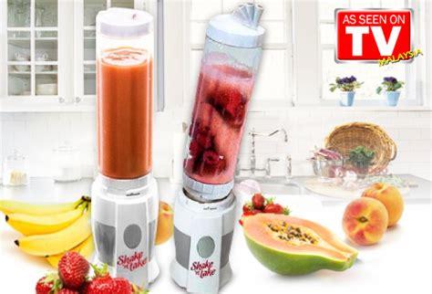 Blender Juice Shake And Take 2 Cupshake And Take 2 Tabung Smoothis On shake n take blender 2 bottles lazada malaysia