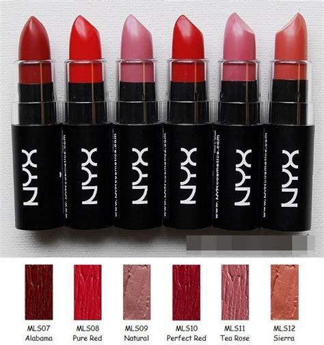 Lipstik N Y X nyx matte boca nyx matte nyx matte