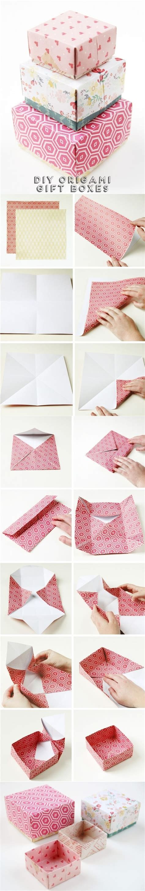 Where Can You Get Origami Paper - 1000 ideas about gift box templates on box