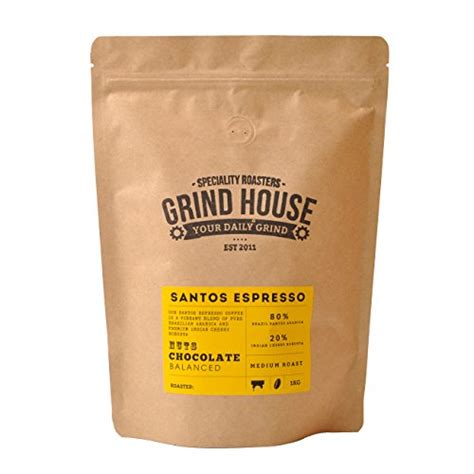 grind house coffee grind house santos espresso coffee beans 1kg coffee beansv