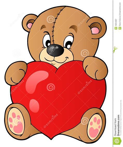 imagenes de corazones y osos coraz 243 n lindo de la explotaci 243 n agr 237 cola del oso de