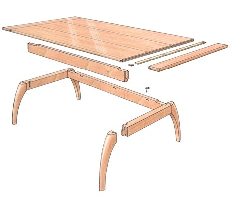 coffee table woodworking plans free plan mahogany coffee table finewoodworking