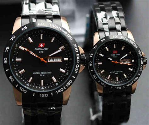 Promo Murah Jam Tangan Swiss Army Tanggal Silver Black Pasan hargajam informasi harga jam tangan alexandre christie jam tangan casio rolex swiss army