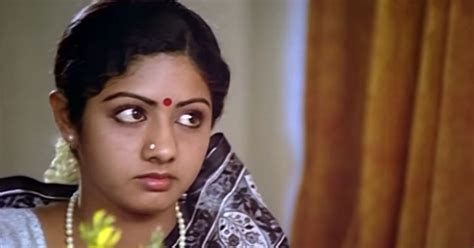 sridevi first movie sridevi did what neither rajinikanth or kamal haasan could