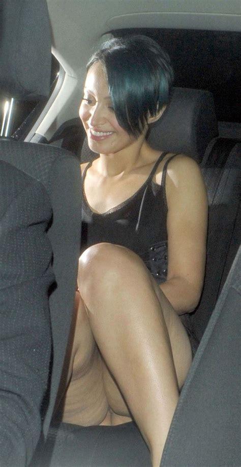Amelle Berrabah Pantyless Upskirt   Shamelesscelebs   Celebrities & Public Figures that I love