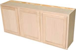 Unfinished Kitchen Cabinets Sale by Quality One 54 Quot X 24 Quot Unfinished Oak Laundry Wall Cabinet