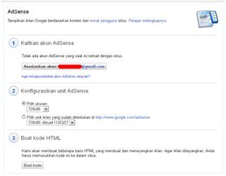 tips trick memasang iklan selain google adsense cara agar iklan google adsense til di blog indonesia