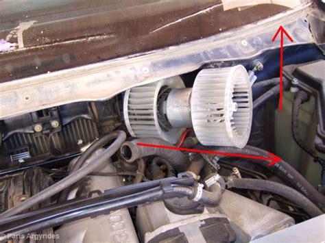 e46 blower resistor diy bmw e46 fan resistor removal 28 images diy bmw e46 blower motor resistor stage unit