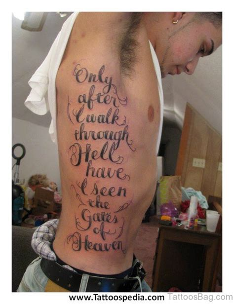 first time tattoos for men rib tattoos page 2