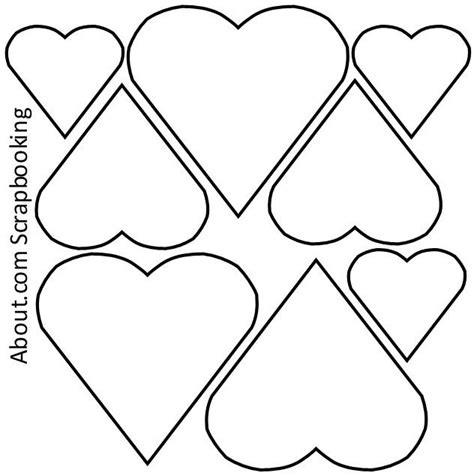 heart pattern free printable free printable heart patterns for scrapbooking