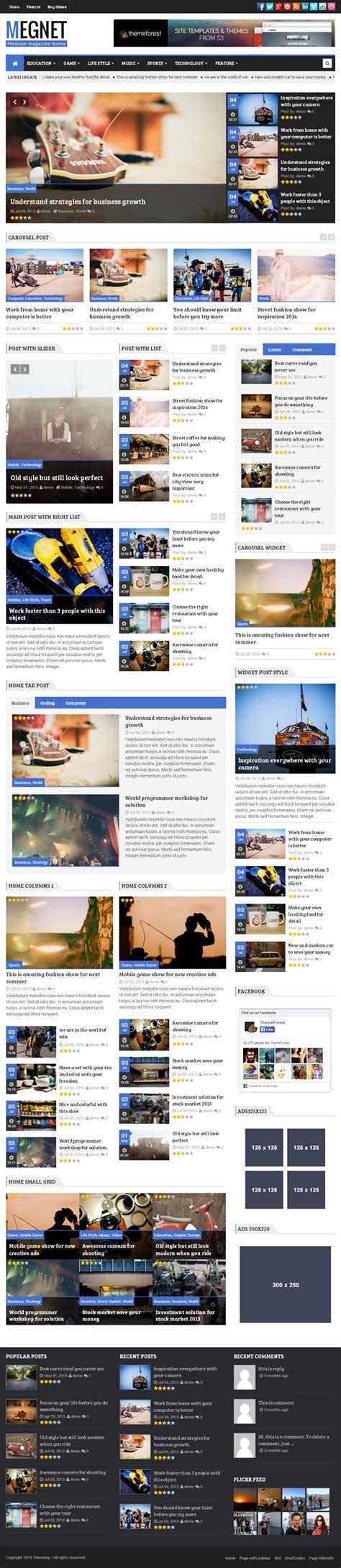theme wordpress free modern modern responsive wordpress themes wordpress themes