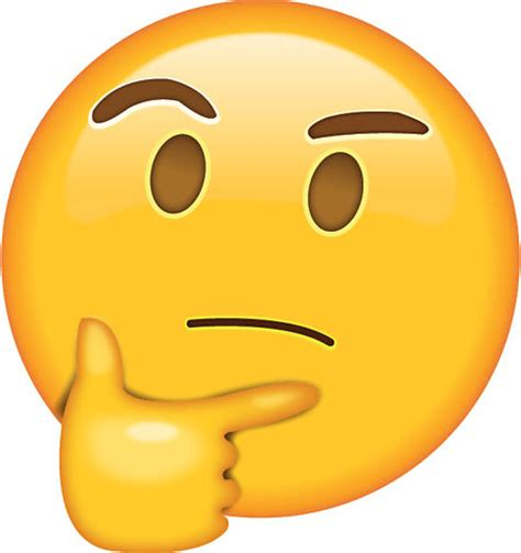 imagenes emoji pensando quot thinking emoji quot stickers by baileyxo redbubble
