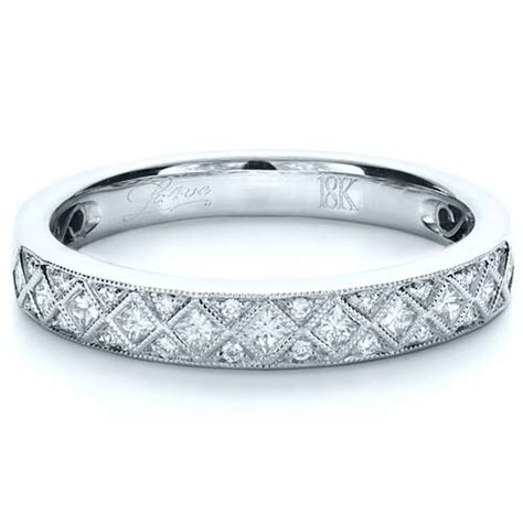 Wedding Bands With Princess Cut Diamonds by Wedding Band For Wedding Bands For With