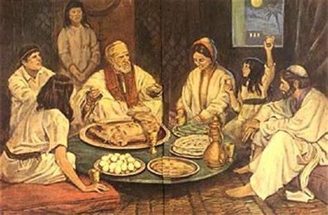 imagenes cena judia el seder pascua jud 237 a pesaj simbolismos y esquema de