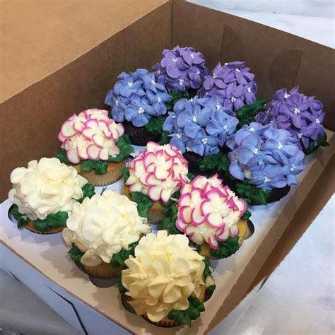 hydrangea cake 30 of the best cupcake ideas recipes kitchen