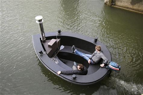 hot tug hot tub jacuzzi boat by hot tug hiconsumption hiconsumption