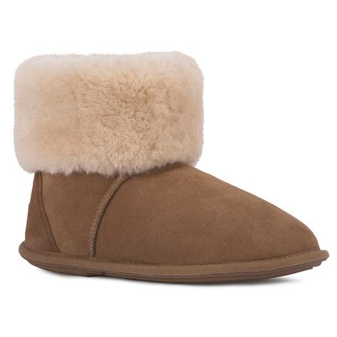 sheepskin house shoes ladies albery sheepskin slippers just sheepskin slippers and boots