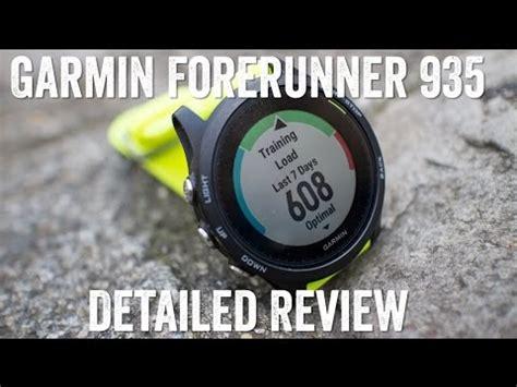 Garmin Forerunner 935 Jam garmin forerunner 935 detailed review