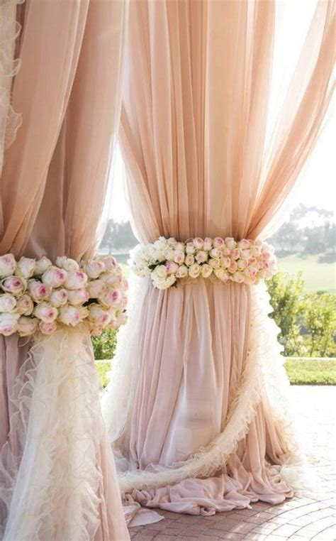 50 blush pink wedding color ideas deer pearl flowers