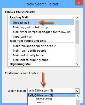 How To Search Outlook Email By Date How To Sort Emails By Unread Then Date In Outlook