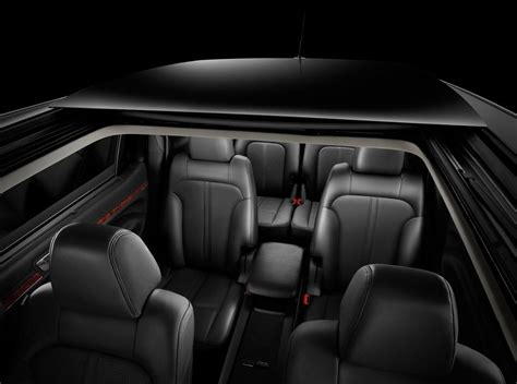 Lincoln Mkt Interior by The New Lincoln Mkt The Standard In Luxury Transportaion