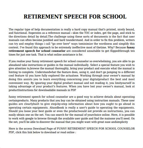 retirement speech template air retirement speech just b cause