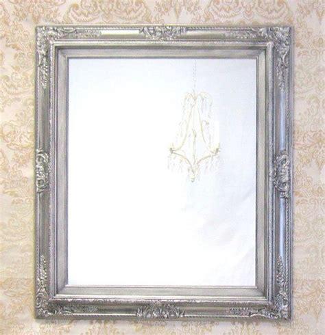 brushed nickel bathroom mirror ideas pinterest