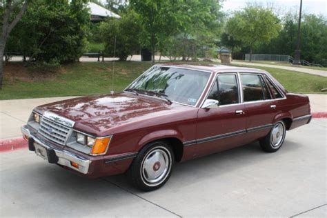 how to work on cars 1986 ford ltd user handbook 1986 ford ltd information and photos momentcar