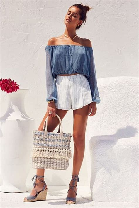 ways  wear espadrilles  stylish girls  summer