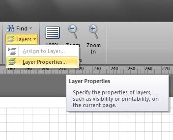 visio layer using visio layers to create custom views part 1