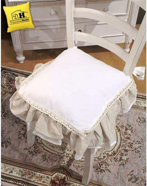 cuscini country per sedie 25 fantastiche immagini su cuscini per sedia shabby