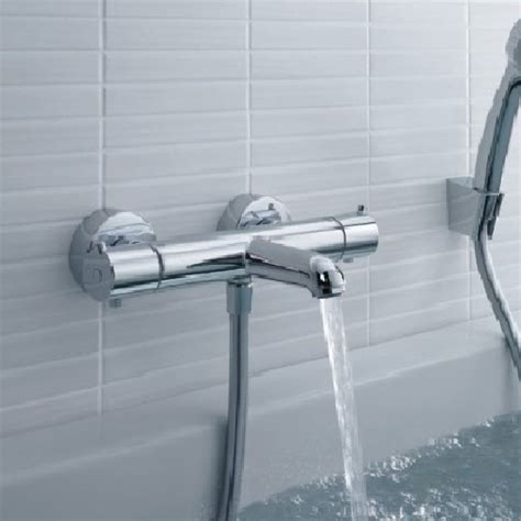 hansgrohe bathtub hansgrohe ecostat universal exposed bath shower mixer uk
