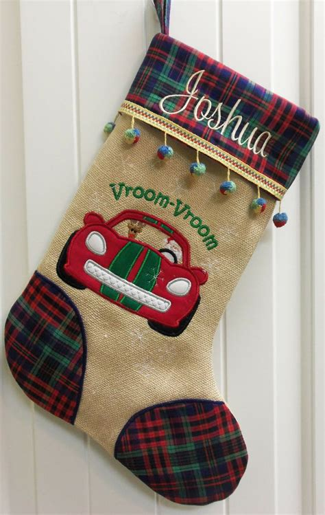 custom made christmas stockings