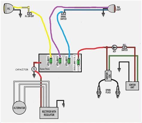 yamaha xs650 chopper wiring diagram wiring diagram