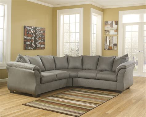 megan sectional sofa contemporary modern cobblettone