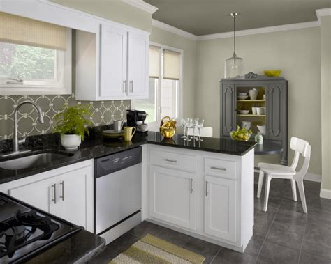 Choose One Of The 2014 Kitchen Cabinet Color Trends My Kitchen Colors White Cabinets