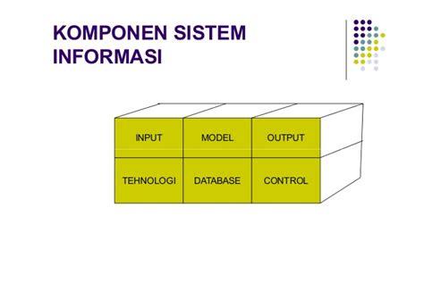 Sistem Informasi Manajemen 3 manajemen sistem informasi 3