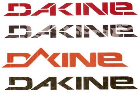 Dakine Stickers