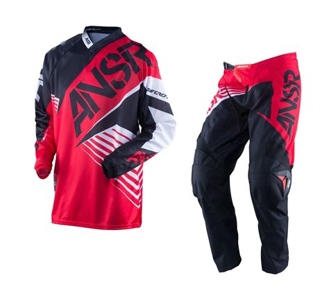 youth answer motocross gear answer new 2016 youth mx syncron red black bmx motocross