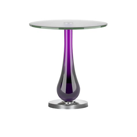 Where To Buy Cowhide Rugs Pio Purple Acrylic Contemporary End Tables Modern End Tables