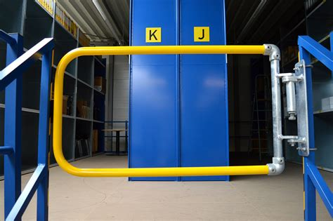 safety swing gates industrial kee gate range launched kee safety group