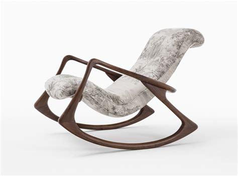 vladimir kagan rocking chair vladimir kagan seating contour rocking chair