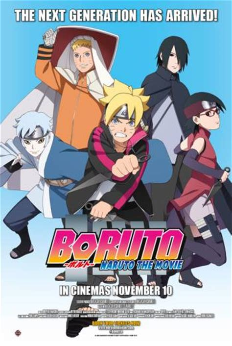 boruto movie boruto naruto the movie british board of film