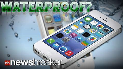 waterproof iphone users fooled by ios 7 advertisement