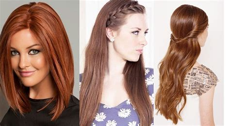 Hairstyles For Winter by Winter Hairstyles For Hairs 2015 2016